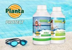 Preparaty do zwalczania glonów warto zastosować gdy dno basenu staje się śliskie.