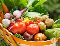 Dobrze zagospodarowany warzywnik pozwala nam cieszyć się świeżymi warzywami i ziołami praktycznie przez cały sezon