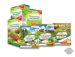 Nawozy jesienne są tak skomponowane, żeby zapewnić roślinom dobrą kondycję przed zimą.