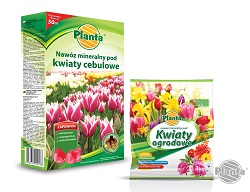 Nawozy wiosenne wzmagają wiosenny wzrost roślin