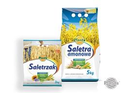 Jednoskładnikowy nawóz mineralny to np. saletra