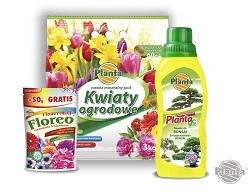 Nawozy specjalistyczne przeznaczone dla wybranej grupy roślin.
