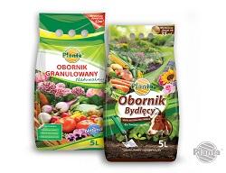 W sklepach ogrodniczych dostępne są przekompostowane nawozy zwierzęce w postaci granulatu. Są one łatwiejsze w stosowaniu i nie posiadają przykrego zapachu.